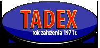 Tadex Gniezno - Logo